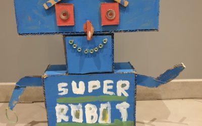 Concours de robots des CM – confinement 2020